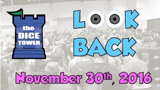 Download Dice Tower Reviews: Look Back - November 30, 2016 Video