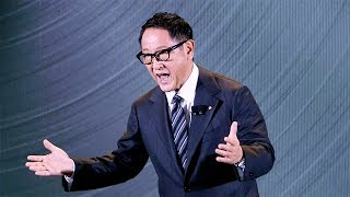 Download Toyota Investor Summit: Video of Akio Toyoda's remarks Video