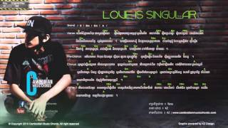 Download Tena - Love is Singular (Lyric & Chord By Cambodian Music Chord) Video