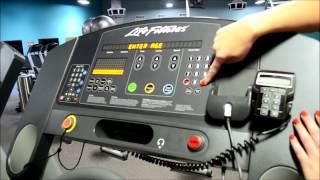 Download Treadmill Fitness Test Video