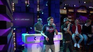 Download Ronnie Flex en Lil' Kleine – Drank en Drugs - RTL LATE NIGHT Video