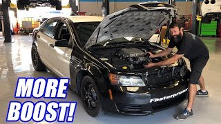 Download How Much Power Does 2 PSI Of Boost Add? Project 9 Sec Caprice Cop Car Ep.11 Video