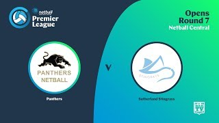 Download 2019 Netball Premier League - Round 7 - Opens - Panthers v Sutherland Stingrays Video