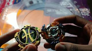 Download EXODUS HYDRA VS GEIST FAFNIR! 3D PRINTED BEYBLADE BATTLE! Video