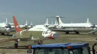 Download 309th AMARG Bus Tour - The Military Aircraft Boneyard in Tucson, AZ Video