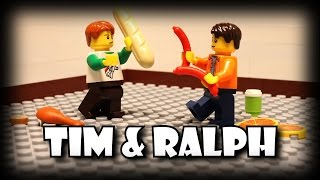 Download Tim and Ralph: Food Fight Video