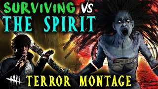 Download SURVIVING vs THE SPIRIT! [#209] Dead by Daylight PTB with HybridPanda Video