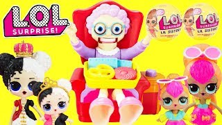 Download LOL Surprise Greedy Granny Game Big Sister Little Sister Teams Video
