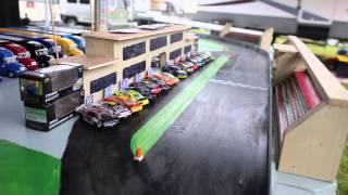 Download NASCAR toy track Video