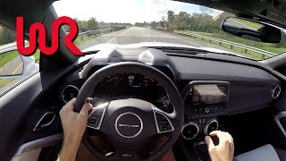 Download 2016 Chevrolet Camaro SS (6MT) - WR TV POV Test Drive Video