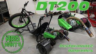 Download Drift Trike Performance Upgrades - Coleman DT200 ~ Mini Bike Monday? Video