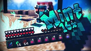 Download Minecraft Mint 16x16 UHC/PVP Texture Pack + KeyMod + Giveaway 🍬 (Hypixel Skywars) Video