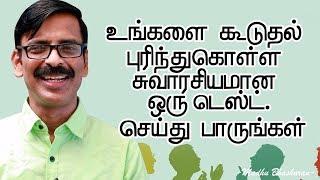 Why do you become lazy? - Tamil Motivation speech- Madhu Bhaskaran