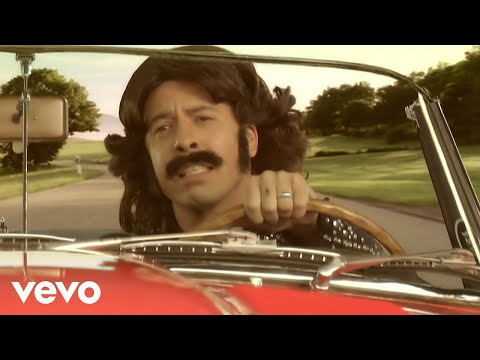 Foo Fighters - Long Road To Ruin (Official Music Video)