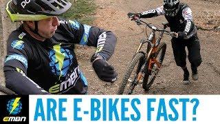 Download Are E Bikes Fast? | EMBN Vs GMBN Video