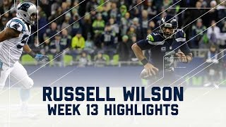 Download Russell Wilson Leads 'Hawks to Victory! | Panthers vs. Seahawks | NFL Week 13 Player Highlights Video