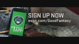 Download Bad Fantasy vs. Good Fantasy: Going In With The Best Team | ESPN Video
