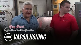 Download Vapor Honing - Jay Leno's Garage Video