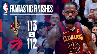 Download Down To The Final Second! Cavs vs Raptors Video