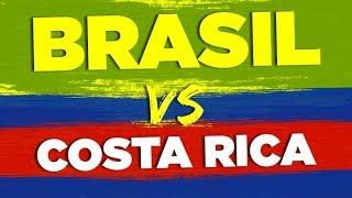 Download Brasil x Costa Rica - Conheça um pouco do nosso adversário Video