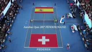 Download australian open 2017 finale federer/nadal best points HD french/français Video