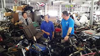 Download Classic Japanese motorcycles discovered Video