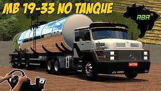 Download MB 1933 NO TANQUE DE DIESEL - SUBINDO UMA SERRA - VOLANTE G27!!! Video