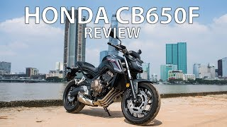 Download Đánh giá Honda CB650F - Thiện lành nhưng không chán | Xe.tinhte.vn Video