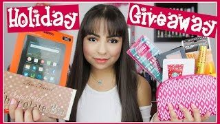 Download HUGE HOLIDAY GIVEAWAY 2016! *CLOSED* Video