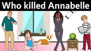 Download 3 Riddles Popular on Mystery Murder   Who Killed Annabelle?   Can you solve? Murder Mystery Riddles Video
