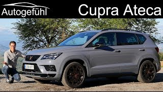 Download Cupra Ateca FULL REVIEW new 300 hp Seat Sport SUV - Autogefühl Video