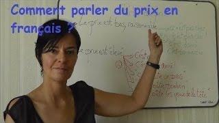 Download Comment parler du prix en français ? Video