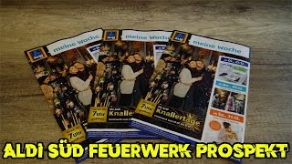 Download ALDI SÜD FEUERWERK PROSPEKT 2016/2017 | Silvester2k Video