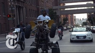 Download Riding With the 12 O'Clock Boys: Dirt Biking in Baltimore | Op-Docs Video