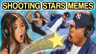 Download TEENS REACT TO SHOOTING STARS MEMES COMPILATION Video