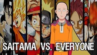 Download Saitama Vs. Everyone Video