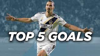 Download Top 5 Zlatan Ibrahimovic Goals for LA Galaxy Video