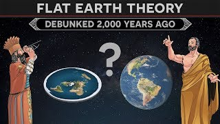 Download Flat Earth Theory - How Was It Debunked 2,000 Years Ago? Video