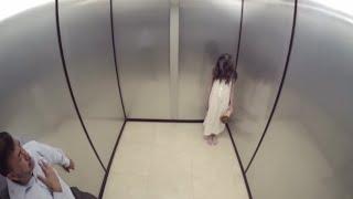 Download Niña fantasma causa paro cardíaco en elevador Video
