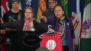 Download Indigenous Women Shut Down Canadian Reporters Video
