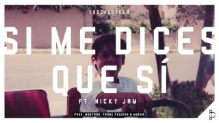 Download Cosculluela - Si Me Dices Que Si (feat. Nicky Jam) [Audio Oficial] Video
