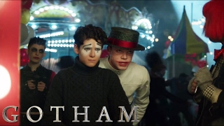Download Gotham - Jerome And Bruce At The Carnival [S3E14] Video