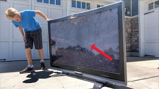 Download What's inside a 65-inch Flat Screen TV? Video