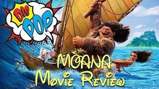 Download MOANA: Movie Review | DIS POP | 11/23/16 Video