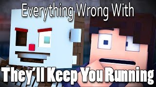 Download Everything Wrong With They'll Keep You Running In 14 Minutes Or Less Video