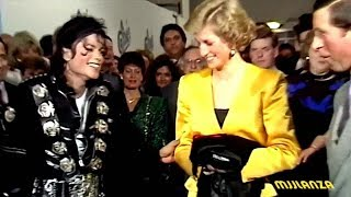 Download Encuentro entre Michael Jackson y la Princesa Diana en 1988 - Subtitulado en Español Video