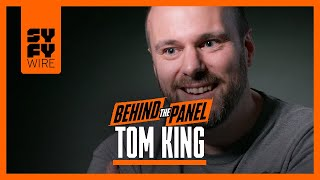 Download Tom King How Batman Will End (Behind The Panel) | SYFY WIRE Video