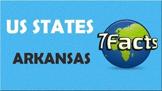 Download 7 Facts about Arkansas Video