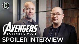 Download Infinity War Spoilers: Screenwriters Go In-Depth on Making of Film Video