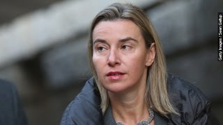 Download Federica Mogherini Is A Busy Woman Video